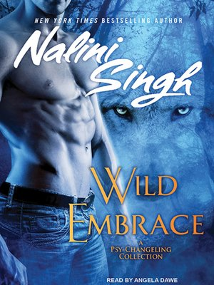 cover image of Wild Embrace